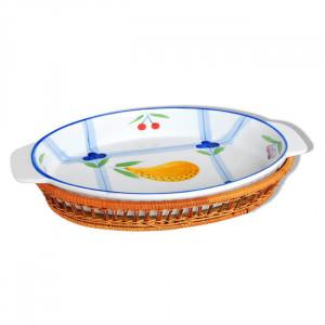 """Керамическое блюдо 14.5"""" Bayerhoff, BH-179"""