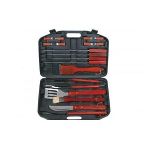 """Набор ножей для барбекю в чемодане """"Bayerhoff"""", BH - 5140"""
