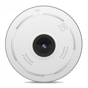 Беспроводная панорамная IP Wi-Fi камера V380 (EA650SS)