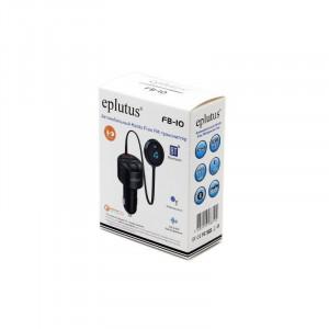 Автомобильный FM-модулятор с Bluetooth и голосовым помощником Eplutus FB-10