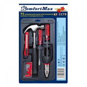 """Инструменты Набор """"KomfortMax"""", KF - 1179  95 предметов"""