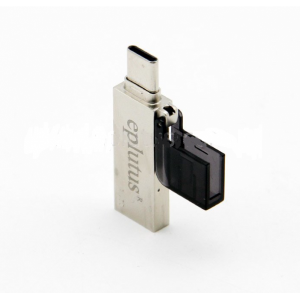Переходник Micro SD OTG на Micro USB/USB Eplutus MC-02