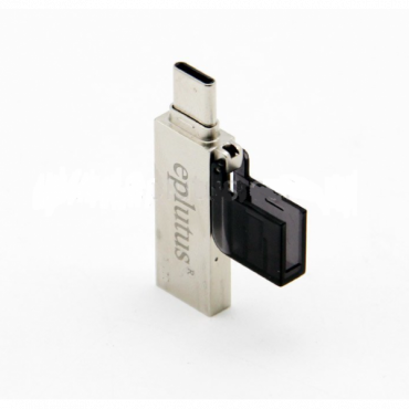 Переходник Micro SD OTG на Micro USB/USB Eplutus MC-02 #0