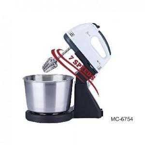 """Миксер """"Mercury"""", MC - 6754  с чашей из нержавеющей стали"""
