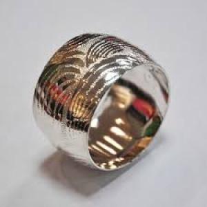 """Кольца для салфеток """"Mercury"""", MC - 6940   набор из 4х шт."""