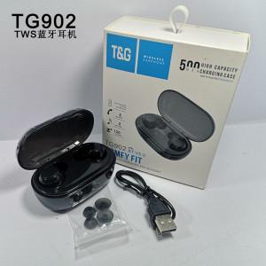 TG 902 беспроводные наушники True BT V5.0