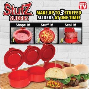 Пресс для приготовления котлет с начинкой Stufz Sliders
