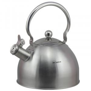 Чайник со свистком 2,5 л из нержавеющей стали Rainstahl RSWK-7613-25