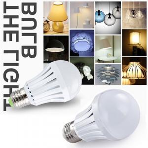 Лампочка «Умный свет» 9 Вт