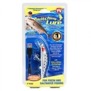 Рыбка-приманка Twitching Lure (свет и вибрация)