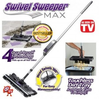 Электровеник Swivel Sweeper Max (Свивел Свипер Макс) 9988S