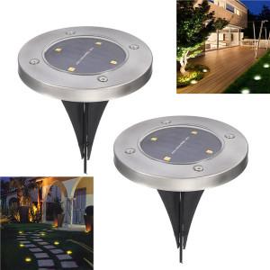 Садовый светильник на солнечной батарее Solar Pathway Lights