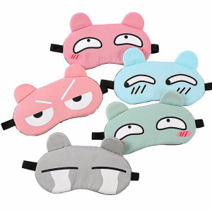 Маска для сна Relax Eye Patch Cover lamdelacity Aid