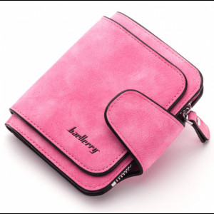 Женское портмоне Baellerry Forever Mini (розовый)