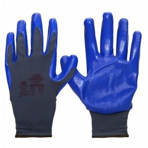 Перчатки SAFEPROTECT НейпНит (нейлон+нитрил)