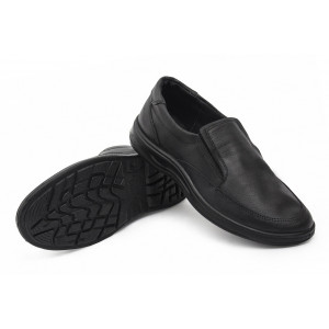 Туфли мужские нат.кожа ПУ