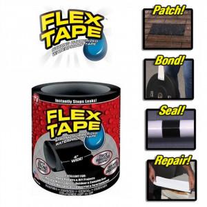 Сверхсильная клейкая лента Flex Tape (10см)
