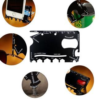 Мультитул Wallet Ninja 18 инструментов