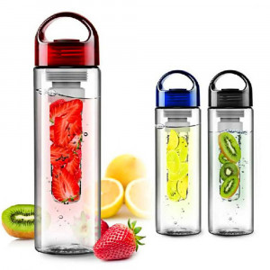 Бутылка для воды и сока Bra Free Tritan