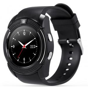 Умные часы Smart watch V8+ цвет черные
