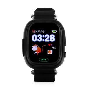 Часы детские smart baby watch G72 wi-fi и навигацией для ребёнка цвет Черные