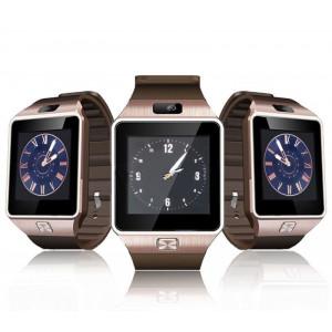 Умные часы Sunlights DZ09 Smart Watch (Золото)