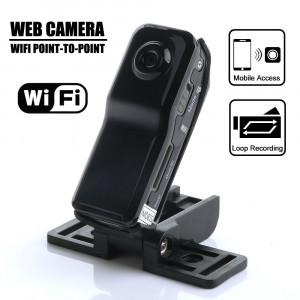 Беспроводная Wi-Fi мини видеокамера To Point Web Camera