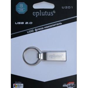 USB накопитель 8GB 2.0 Eplutus U201