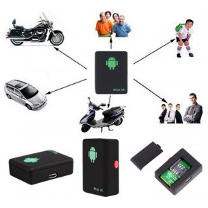 GPS трекер Mini A8 для отслеживания