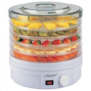 Электрическая сушилка для овощей и фруктов Maestro MR-765