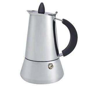Кофеварка гейзерная эспрессо/мокко Maestro MR-1668-4