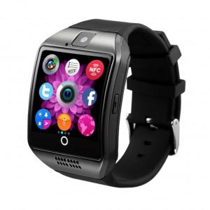 Умные часы Smart watch Q18 цвет черные