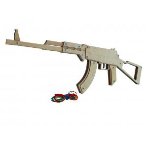 Автомат-резинкострел (собранный)