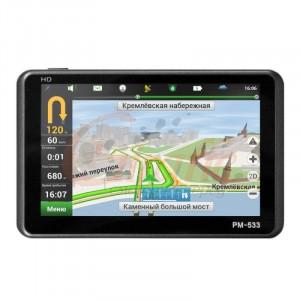 Автомобильный gps навигатор XPX PM-533
