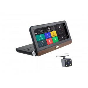 Автопланшет-видеорегистратор XPX ZX-878L на Android с антирадаром и LTE