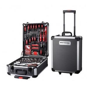 Набор инструментов с трещотками 188 пр. Krafttechnik KT-11188ABGS