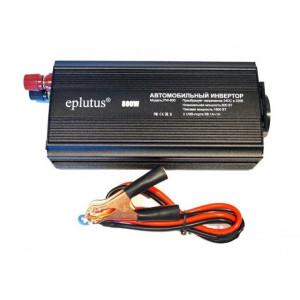 Автомобильный инвертор 24-220в 800Вт  Eplutus PW-800