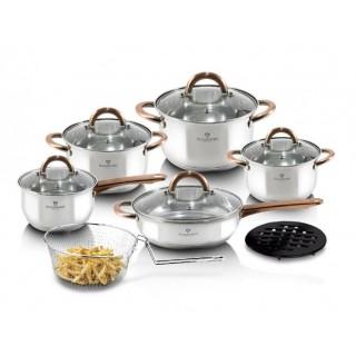 Набор посуды 13 пр. Blaumann Gourmet Line ВL-3244
