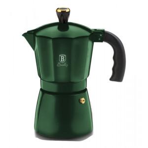 Кофеварка на 6 чашек Berlinger Haus Emerald Collection BH-6386