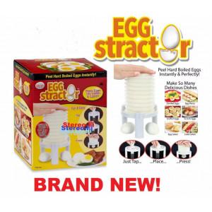 Очиститель вареных яиц в одно нажатие Eggstractor