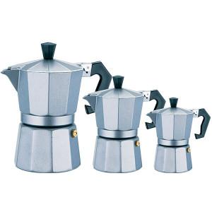 Кофеварка гейзерная на 3 персоны Maestro MR 1666-3
