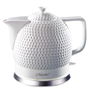 Электрический чайник 1,5 л с керамическим корпусом Maestro MR-067