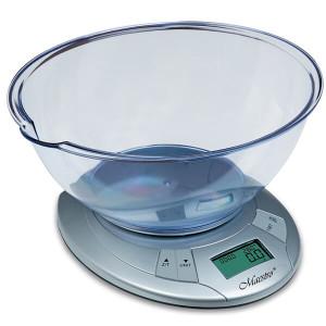 Электронные кухонные весы с чашей Maestro MR-1801