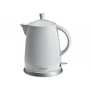 Электрический чайник 1,5 л с керамическим корпусом Maestro MR-069