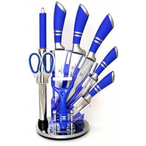 Набор кухонных ножей 9 пр. Hoffmann HM-6620