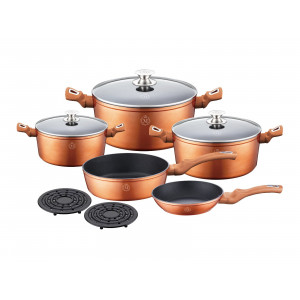 Набор посуды 10 пр Meisterklasse MK-1014
