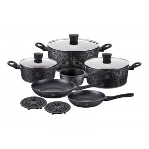 Набор посуды 11 пр Meisterklasse MK-1017