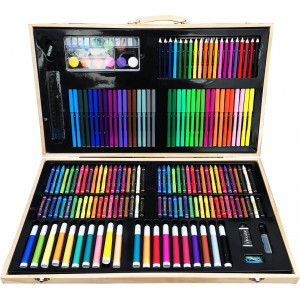 Набор для рисования Deluxe Art Set на 180 предметов N821964DAS