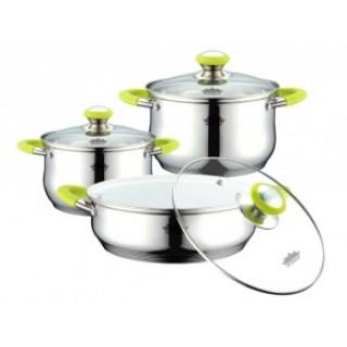 Набор посуды Peterhof PH-15737 6пр.