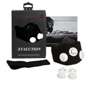 Тренировочная маска для усиления кардио и выносливости 2.0